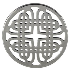 Picture of Large Silver Celtic Knot Screen
